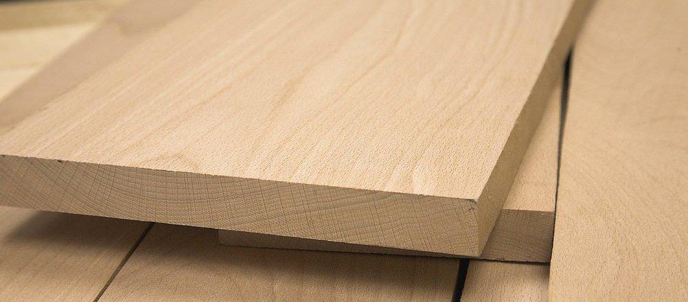 Beuken planken