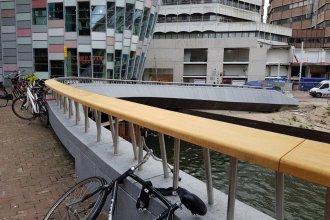 Bilinga leuning Noordelijke plaatbrug Utrecht2