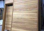 Paneel Iroko hout