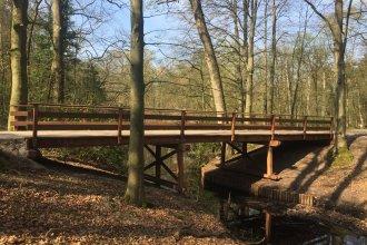 Brug Spanderswoud Haasnootbruggen